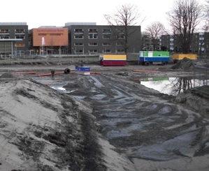 Update bouw Vijverpark Overveen #3