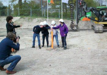 Update bouw vijverpark Overveen #5