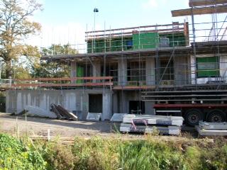 Update bouw Vijverpark Overveen #6